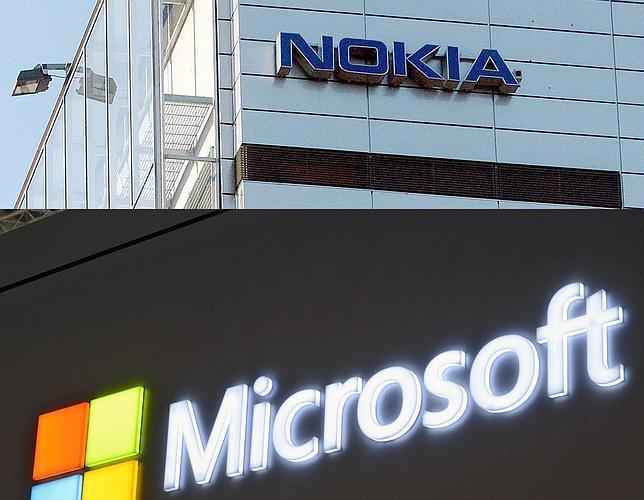 Microsoft compra el negocio de móviles de Nokia por 5.440 millones de euros