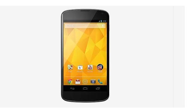 El Nexus 4 de 8 Gb, agotado en Google Play para siempre