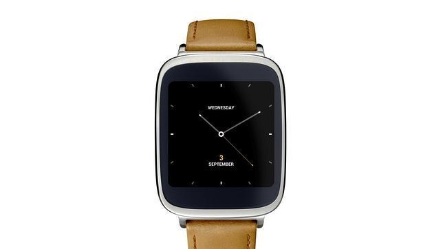Asus presenta el ZenWatch, su primer reloj inteligente