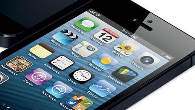 ¡Ya está entre nosotros iPhone 5!
