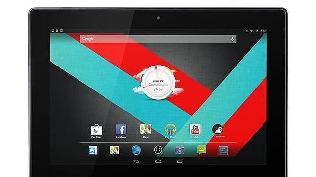 Vodafone lanza los tablets quad-core Smart Tab III fabricados por Lenovo