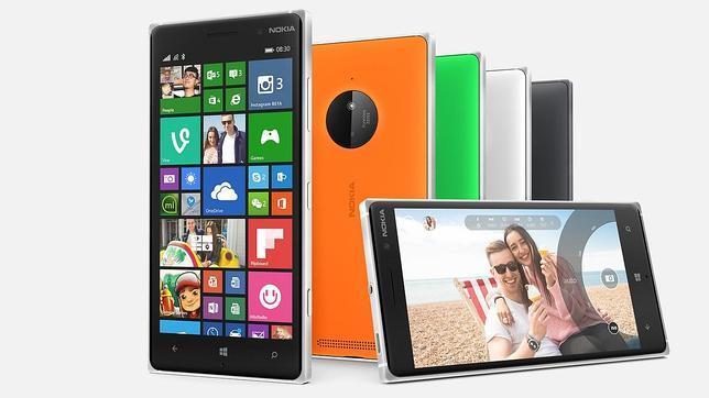 Nuevos Lumia 735 y 830: gama alta a la mitad de precio