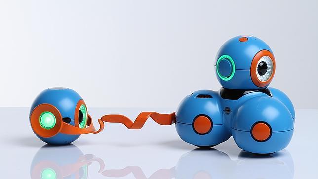 Robots para que los niños aprendar a ser informáticos