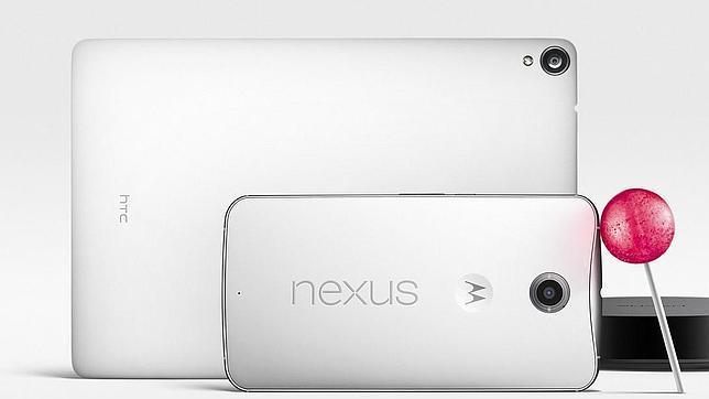 Moto X y HTC One, algunos de los móviles que se actualizarán a Android Lollipop