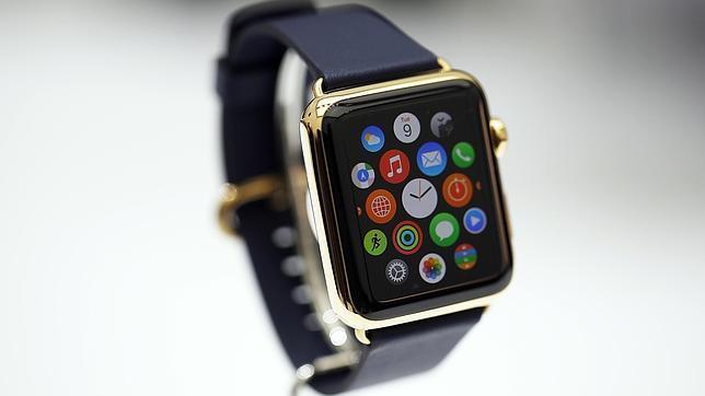 El Apple Watch llegará a las tiendas en la primavera de 2015