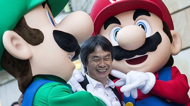 Miyamoto, padre de Mario Bros: «Los smartphones hacen perder el contacto con la gente»