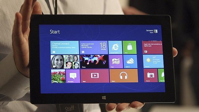 Microsoft podría lanzar tres nuevas Surface en 2013