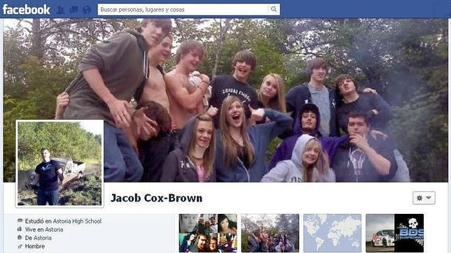 Un joven es detenido tras darse a la fuga en un accidente de tráfico y publicarlo en Facebook