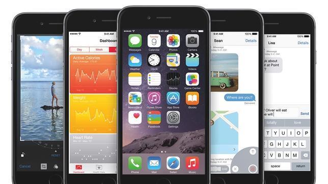 Apple despega, Android se mantiene y Windows Phone vuelve a caer