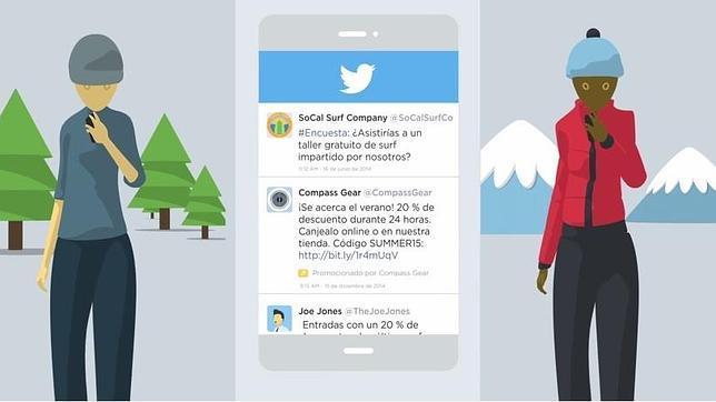 Twitter presenta la nueva función Quick Promote