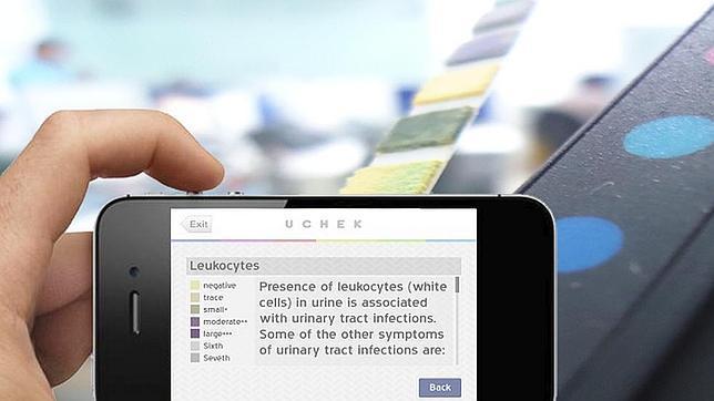 Uchek, convierte tu «smartphone» en un laboratorio