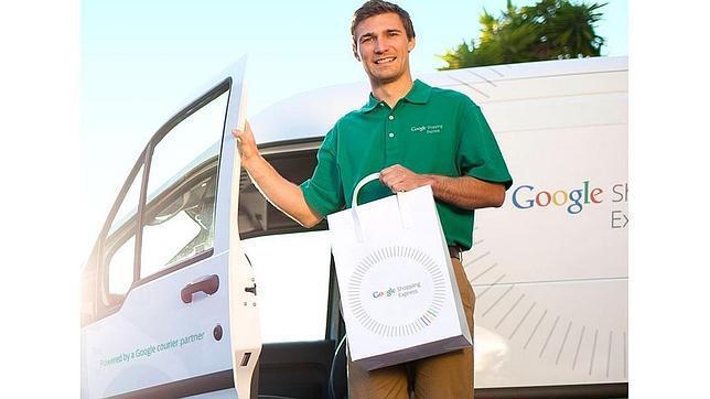 Google entra en el terreno de Amazon con entregas a domicilio en el mismo día