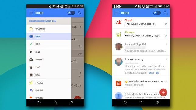 Gmail prueba una «alarma» para los correos