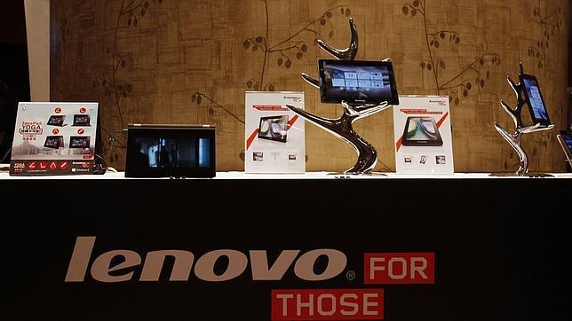 Lenovo negocia con Nec para meterse en el negocio de los «smartphones»