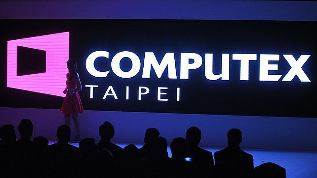Computex muestra lo último en ordenadores en Taipei