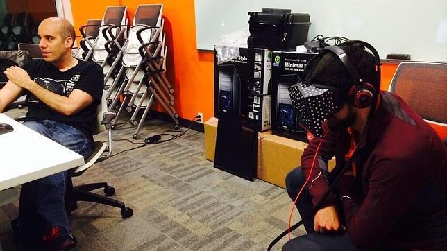 Valve reta a Oculus Rift con unas nuevas gafas de realidad virtual