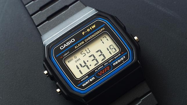 Casio se adentrará en el mundo de los «smartwatches»