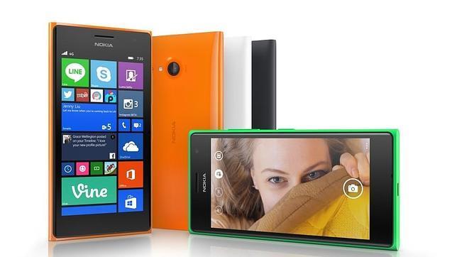 Nokia diseña el «Selfie Phone»