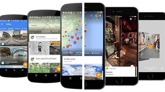 Google Street View se independiza de Maps