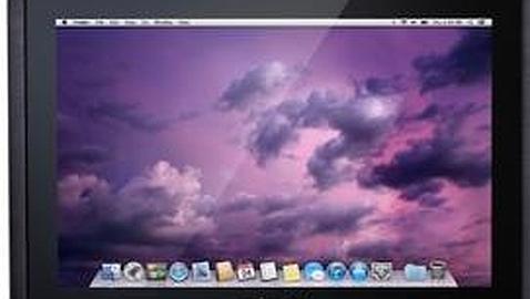 Lanzan un MacBook reconvertido en tableta