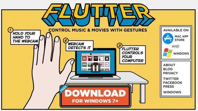Google adquiere la tecnología de reconocimiento de gestos Flutter