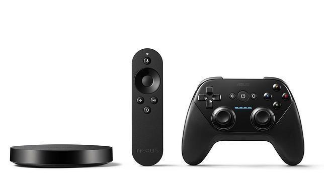 La «consola» de Google, Nexus Player, empiez a recibir juegos