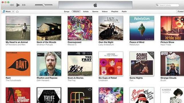 Apple estrena por fin iTunes 11