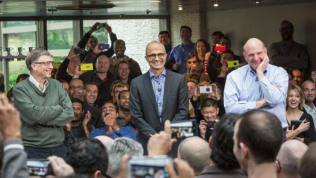 Bill Gates está de vuelta en Microsoft