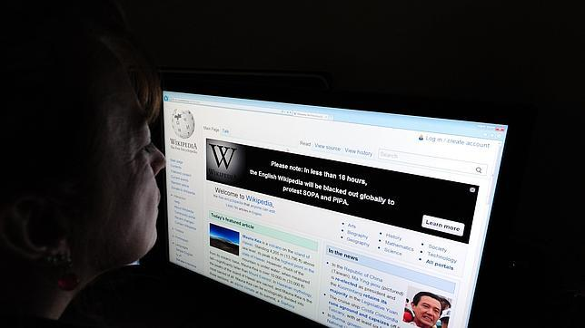 Puedes descargar toda la Wikipedia en inglés en un archivo de 40GB