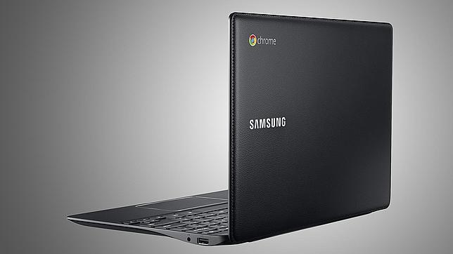 Así es la nueva serie Chromebook de Samsung