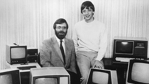 Bill Gates y Paul Allen, juntos otra vez