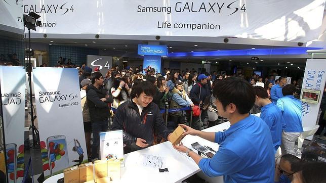 Samsung Galaxy S4, ¿quién podrá contra ti?