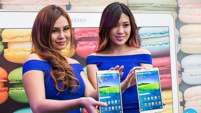 Samsung lanzará las nuevas tabletas Galaxy Tab S2 en junio