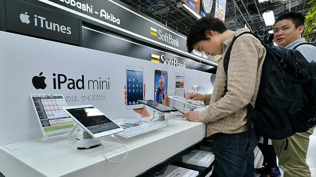 Samsung celebra su victoria en EEUU en la guerra de patentes con Apple