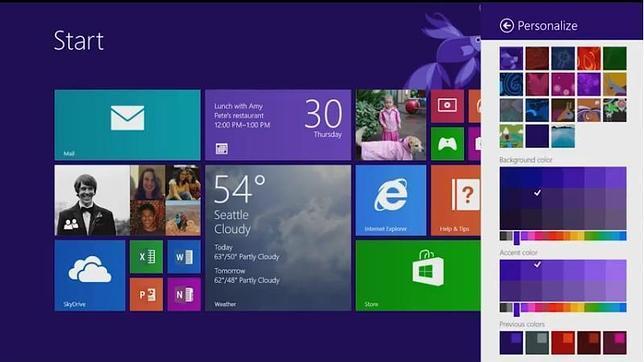 Microsoft muestra lo nuevo de Windows 8.1