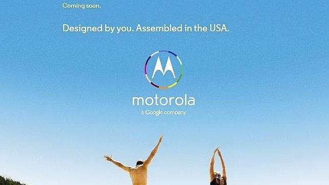 Moto X, el móvil personalizado de Motorola