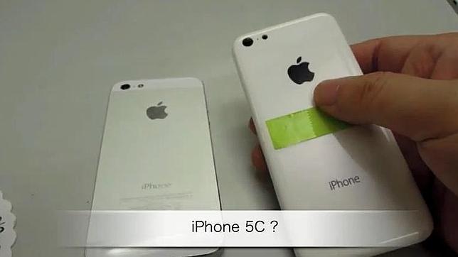 Se filtran vídeos sobre el iPhone 5C y el iPad 5