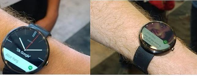 El «smartwatch» Moto 360, cada vez más cerca