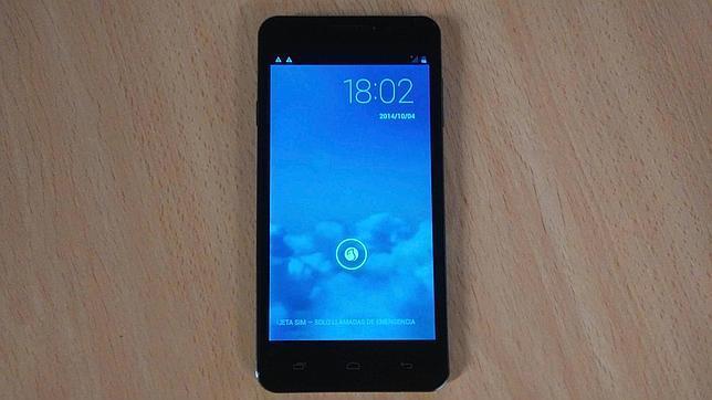 Probamos el Woxter Zielo S55, un buen smartphone español