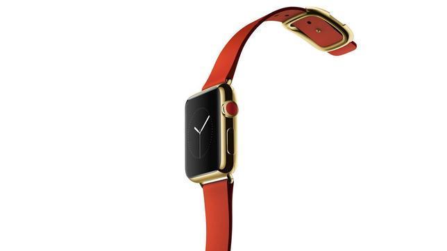 El Apple Watch cubierto en oro se venderá por 4.000 dólares, según iGen.fr