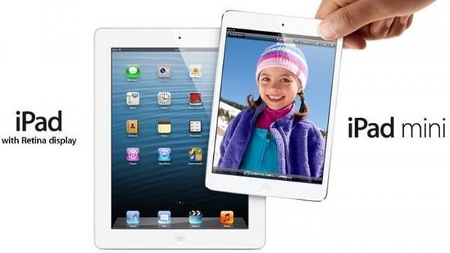 El iPad Mini canibaliza al iPad en el cuarto trimestre