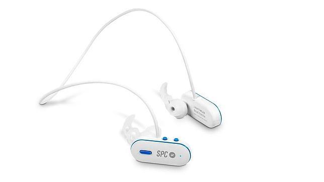 SPC Lightwear: unos auriculares con Bluetooth pensados para hacer deporte