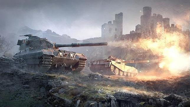 «World of tanks», disponible para Xbox 360 a partir del 12 de febrero