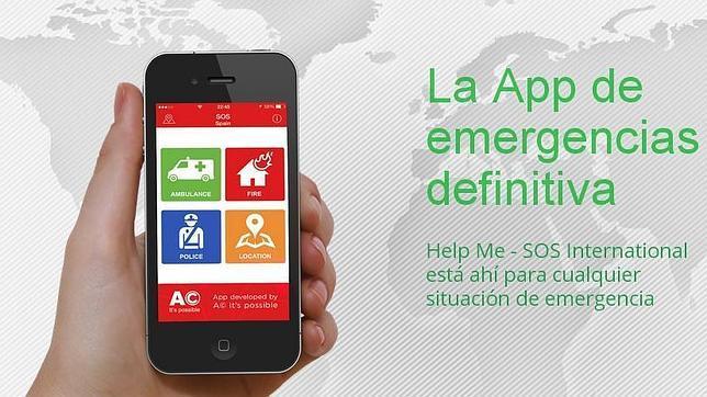 Lanzan una «app» que localiza servicios de emergencia en cualquier parte del mundo