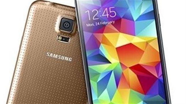 Vodafone ofrecerá en exclusiva el Galaxy S5 Gold