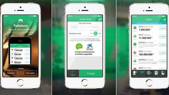 TuLotero: una «app» para tentar a la suerte