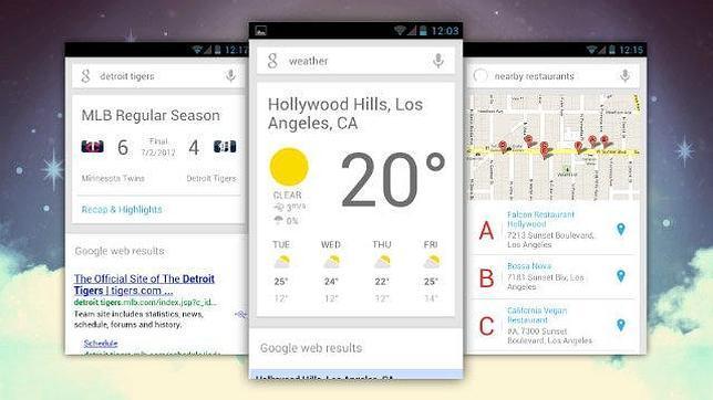 Google niega que Google Now aumente el consumo de batería en el iPhone