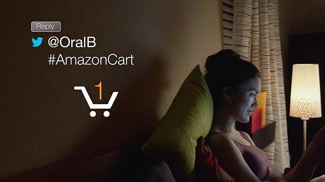 El «melopido» llega a Twitter de la mano de Amazon