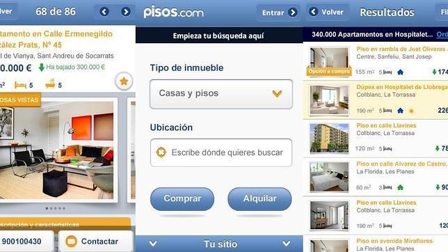 Pisos.com, pionero en Firefox OS