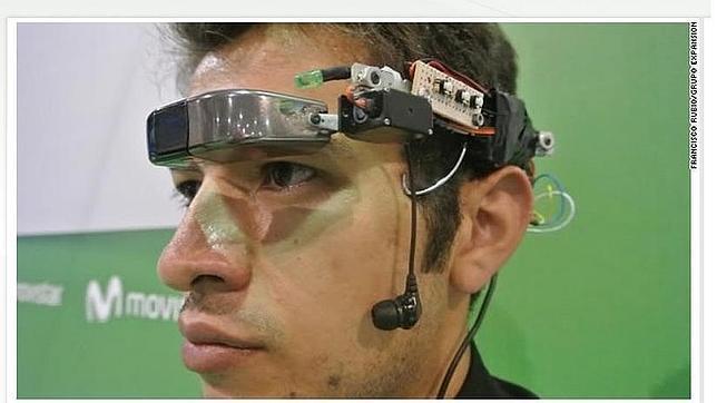 SmartGlass, la versión mexicana de las Google Glass